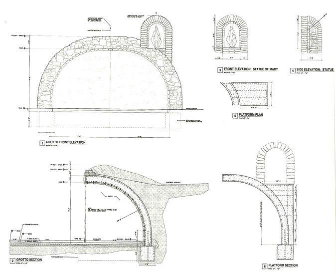 校园斜坡设计图平面图