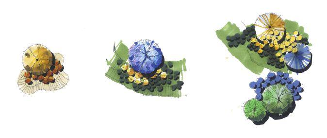 系列教学2——设计平面图例  从一棵树开始