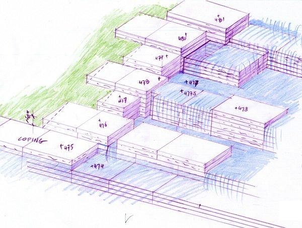 图9,细节研究,彩色铅笔,2006年