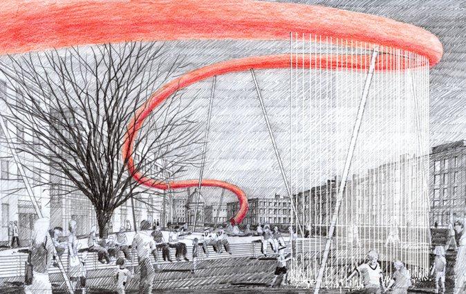 图3,活动表达,铅笔,2007年