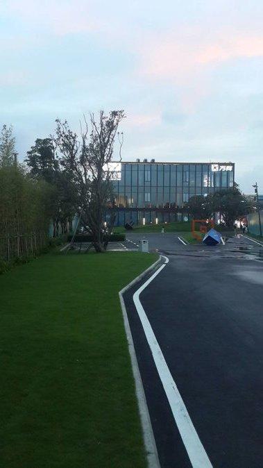图11:前海企业公馆外景1 (摄影:范烨)