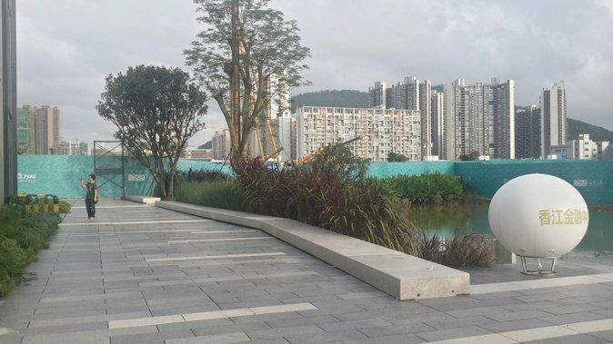 图13:前海企业公馆外景3 (摄影:范烨)