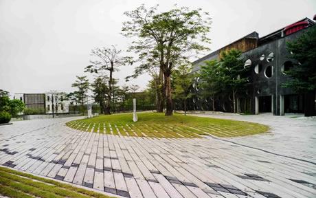 生态景观技术与艺术的探索——万科建研中心生态园区