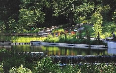 愿景——本土植物园