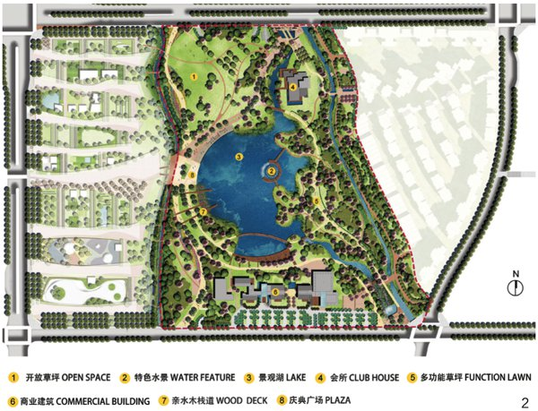 生态文明理论指导下的公园生态景观设计实践——以成都大源中央公园为
