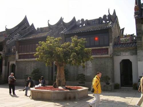 顺德清晖园: 岭南古典的建筑形式