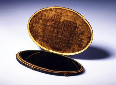 图10克劳德镜,1775 – 1780,伦敦Victoria & Albert 博物馆藏