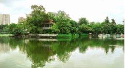 旧城四湖之荔湾湖