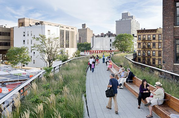 图三,Highline一期(图片来自网络)