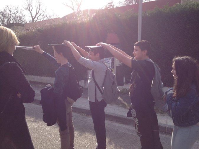 柯布西耶住宅讲解,学生在模仿房子的组合形式