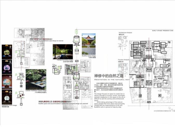 [沙龙报道]禅修与景观设计
