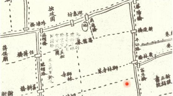 同治版本的地理图