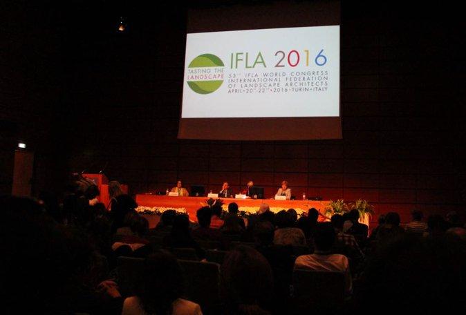 IFLA 大会开幕式