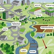 Ecosystem services of urban nature