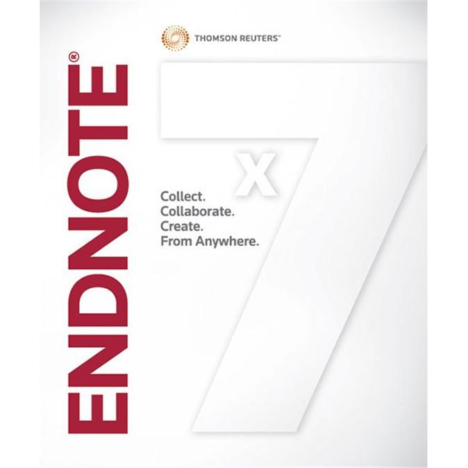 文献管理软件EndNote,图片来源:网络,经过作者加工